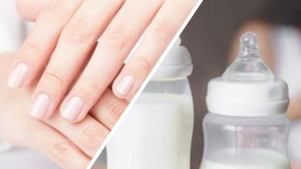 Грудное молоко можно носить на руке, доказала тиктокерша. Для этого вам понадобятся сковородка и металл