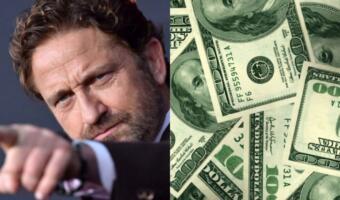 Джерард Батлер в иске обвинил продюсеров «Падения Олимпа» в невыплате $ 10 млн прибыли