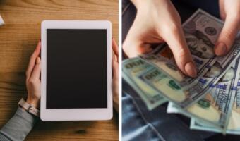 Отец дал сыну планшет и остался без денег. Мальчик потратил $ 6000 на свои любимые игры