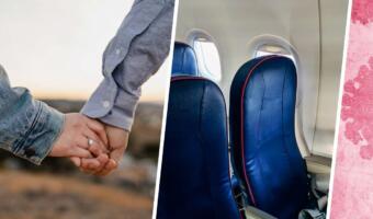 Пассажир c COVID-19  выдал себя за свою здоровую жену, чтобы улететь домой