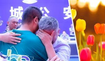 Отец 24 года искал украденного сына в Китае и встретил его. Помогли не скитания, а ДНК-тест