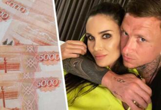 Экс-жена Павла Мамаева пристыдила футболиста из-за алиментов в ₽ 90 тысяч в месяц