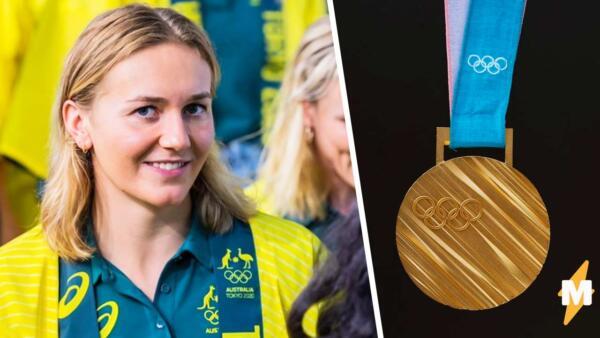 Реакция австралийского тренера на победу пловчихи на Олимпиаде в Токио стала мемом