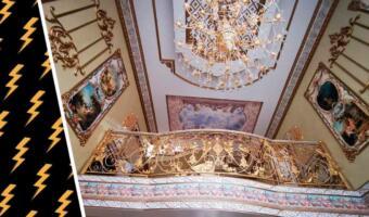 Фото дома главы ГИБДД Ставрополья Алексея Сафонова — шаблон для мемов о роскоши и упадке