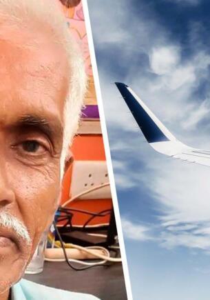 Родные 45 лет думали, что сын разбился на самолёте, а он избегал их из-за неудач
