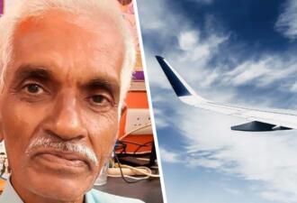 Семья 45 лет думала, что сын разбился на самолёте, а он избегал её из-за неудач