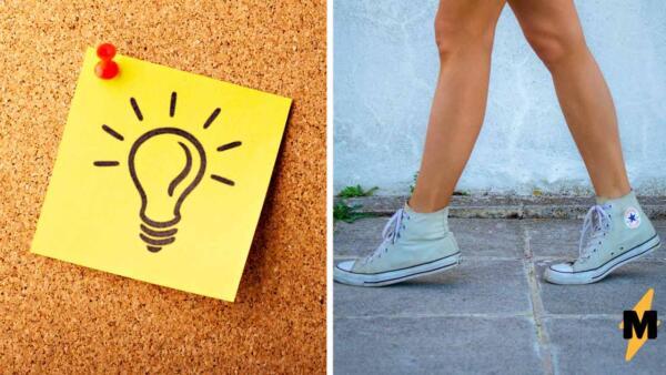 Ходьба на носках = мощные икры и минус стопа. Парень пожалел о давних трюках на цыпочках в инвалидном кресле