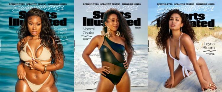 Sports Illustrated Swimsuit разместил на обложке трансгендера вместе с женщинами
