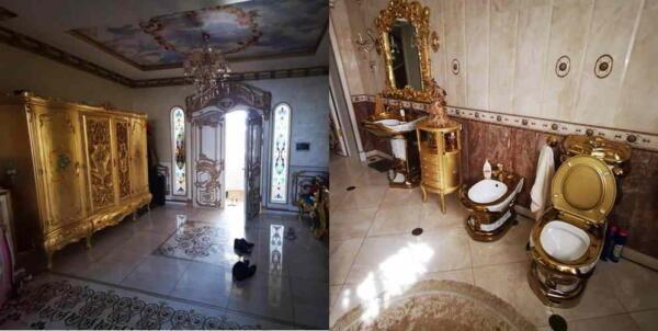 Как выглядит особняк главы УГИБДД по Ставропольскому краю Алексея Сафонова