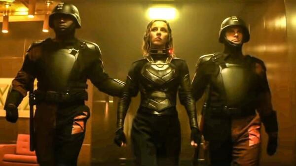 """Феминизму - быть и на съёмках """"Локи"""". Актриса Сильви показала свой костюм, и мамы ставят лайк"""