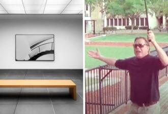 Художник из США обвинил автора невидимой скульптуры в плагиате. Американец придумал продавать пустоту первым