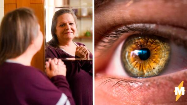 Окулист поставил женщине неверный диагноз и она 15 лет прожила слепой