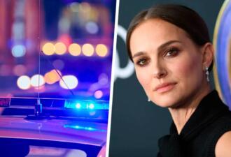 Натали Портман так отдохнула на лодке, что её проверила полиция. Локдаун — он для всех един