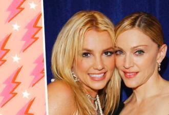 Мадонна поддержала Бритни Спирс, и слов не вернуть. А стоит — термин «рабство» был лишним