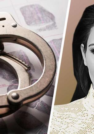 СМИ сравнили преступницу с Ким Кардашьян, но из фото женщины получился мем