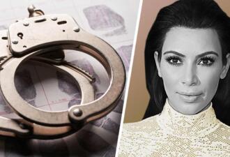 СМИ сравнили преступницу с Ким Кардашьян, и фото женщины попало в мемы