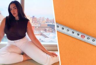 Высокую девушку звали Годзиллой, а она стала моделью и попала в Sports Illustrated