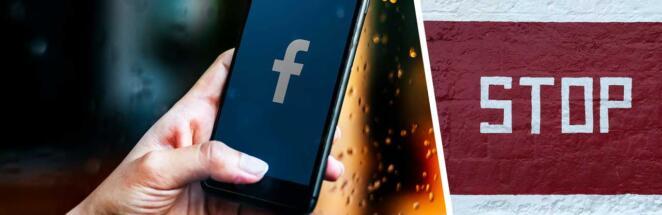 Фейсбук заблокировал профиль женщины за комментарий «Почему мужчины такие глупые»