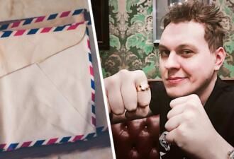 Блогеры из РФ отправляют письма Юрию Хованскому в СИЗО и читают его ответы