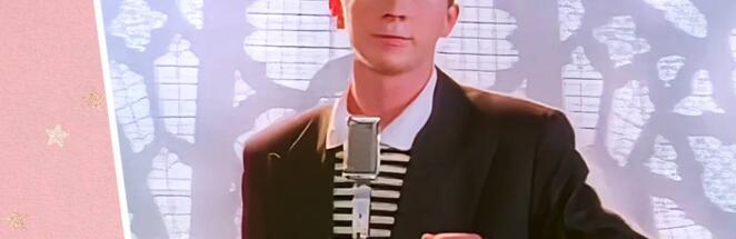Рик Эстли на видео порадовался миллиарду просмотров его клипа Never Gonna Give You Up