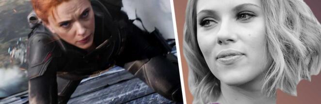 Скарлетт Йоханссон подала в суд на Disney за выход «Чёрной вдовы» в интернете