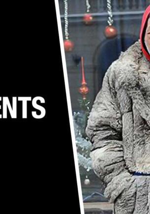 Бренд VTMNTS вдохновился образами бездомного украинца Славика, считает фотограф