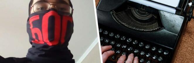 Казанский стрелок стал героем фанфиков. В них он влюблённый студент и работник ФСБ