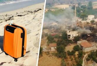 «Шведский стол ломился от разнообразия». Пожары в Турции не мешают отдыху россиян