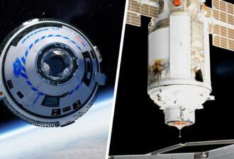 NASA отложило полёт корабля Starliner после стыковки модуля «Наука» с МКС