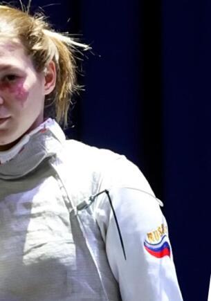 Рапиристка Марта Мартьянова уехала с Олимпиады в инвалидном кресле, но с золотом