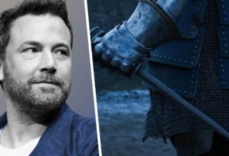 Зрители не узнали Бена Аффлека в трейлере драмы «Последняя дуэль»