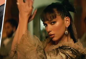 Дуа Липа спела с погибшим рэпером Pop Smoke в клипе на его неизданный трек