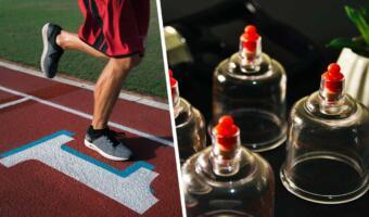 Круги на телах атлетов на Олимпиаде оказались следами от медицинских банок