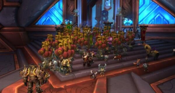 Из-за чего работы над World of Warcraft остонав