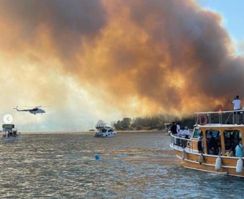 Всё отлично, квест нам понравился. Пожары на курортах Турции не пугают россиян