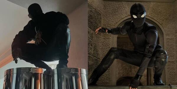 Канье Уэст показал фото в честь промо альбома Donda, и люди поняли, кто новый Человек-паук