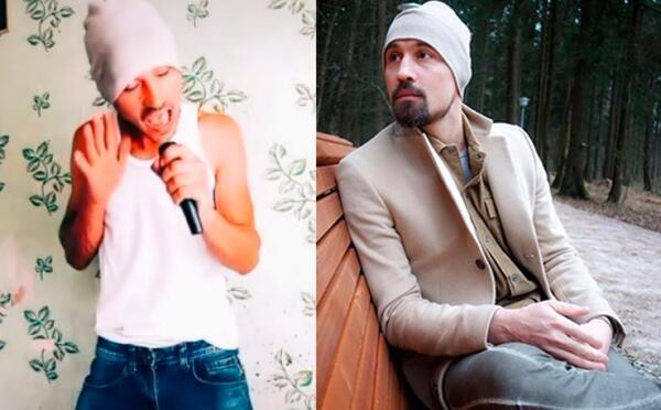 Двойник Димы Билана снимает видео, и зрители не могут отличить его от певца