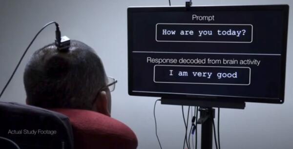 Ученые придумали имплант, с помощью которого можно будет набирать текст на компьютере с помощью мысли