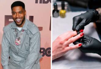 Кид Кади накрасил ногти и закрыл комментарии из-за критики