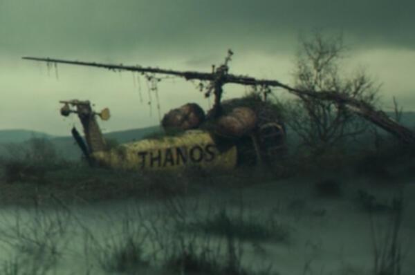 Вертолёт Таноса появился в «Локи» и навёл шума. Такого канона-троллинга фаны не ждали