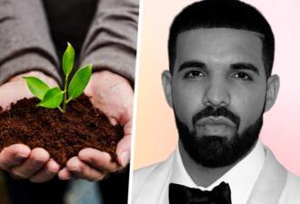 Дрейк борется за экологию, а фаны — за логику в его действиях. Ведь частный самолёт певца наносит вред планете