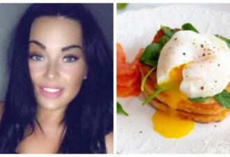 Мама показала на видео, как обожгла лицо из-за варки яйца в микроволновке