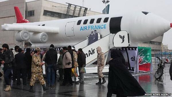 В Сети приступ конспирологии. Люди ищут доказательства, что самолёт с номером 1109 в Кабуле, надувной