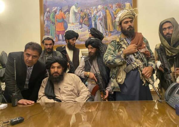 """Вингардиум Левиоса. Зачем сообщество """"колдунов"""" в Сети накладывает проклятие на талибов в Афганистане"""
