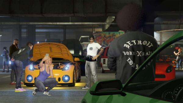 Геймер нашёл в игре GTA Online: Los Santos Tuners баг со скрытностью