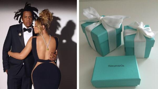 Бейонсе снялась в рекламе для Tiffany и получила упрёки. Некоторые люди назвали её слишком белокожей