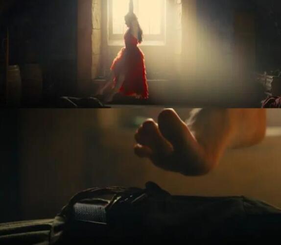 Марго Роби сама взломала пальцами ног замок в сцене из «Отряд самоубийц: Миссия навылет»