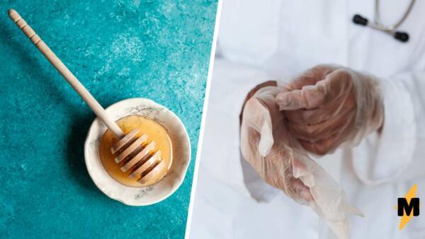 Врачи объяснили, что поедание замороженного мёда чревато проблемами с ЖКТ