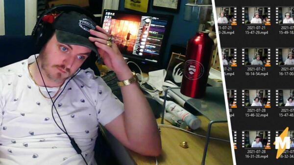 Журналист обнаружил 682 ГБ видео самого себя на своём компьютере
