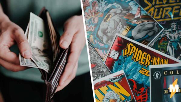 Marvel и DC Comics платят создателям комиксов 5000 долларов за идеи к высокобюджетным фильмам